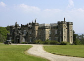 Torrisdale Castle is a 2 storey Gothic Revival mansion built in 1815 and extended in the early 1900s near Carradale on the east coast of the Kintyre peninsula. Set in a 1,500 acre estate with hills, w... SCOTLAND,GENERIC,HISTORY,HISTORICAL,HERITAGE