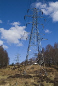 Electricity pylon ELECTRICITY ENERGY Large high tension electric power lines tower pylon PIC: DOUG HOUGHTON/SCOTTISH VIEWPOINT Tel: +44 (0) 131 622 7174   Fax: +44 (0) 131 622 7175 E-Mail : info@scott... D HOUGHTON/SCOTTISHVIEWPOINT energy,electricity,pylon,high,tension,national,electric,power,cable,wire,line,transmission,grid,generation,industry,service,supplies,mains,voltage,supply,public,utility,tower,highlands,scotland,scotti