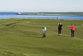 Stromness Golf Course STROMNESS ORKNEY Woman shot golf putting green hole flag Scapa Flow view PIC: DOUG HOUGHTON/SCOTTISH VIEWPOINT Tel: +44 (0) 131 622 7174   Fax: +44 (0) 131 622 7175 E-Mail : info... D HOUGHTON/SCOTTISHVIEWPOINT orkney,stromness,golf,course,woman,putting,green,scotland,scottish,girls,young,females,women,ladies,scapa,flow,golfing,hole,flag,people,active,play,exercise,leisure,relax,spare,time,freetime,recreatio