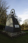 The memorial to the Blantyre Colliery Explosion, High Blantyre, South Lanarkshire. PIC: KEITH FERGUS/SCOTTISH VIEWPOINT?Tel: +44 (0) 131 622 7174  ?Fax: +44 (0) 131 622 7175?E-Mail : info@scottishview... KEITH FERGUS/SCOTTISH VIEWPOINT monument,mine,miners,miners,winter