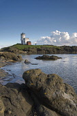 Lighthouse, Elie Ness,  Neuk of Fife,  Fife,  Scotland, August,  2008 PIC: D BARNES/SCOTTISH VIEWPOINT  Tel: +44 (0) 131 622 7174  Fax: +44 (0) 131 622 7175  E-Mail : info@scottishviewpoint.com  This... Public, NMR Vertical,Lighthouse,Elie,Ness,ancient,seaside,Sea,River,Forth,shore,Neuk,of,Fife,sunny,Coast,Coastal,quaint,Tranquil,Scenic,Historic,Scottish,landscape,famed,renowned,tradition,famous,UK,United Kingdo