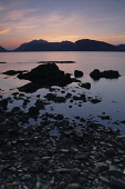 Ardgour and Loch Leven from Kentallen PICTURE CREDIT  : KEITH FERGUS / SCOTTISHVIEWPOINT TEL 0131 622 7174 EMAIL info@scottishviewpoint.com WEB www.scottishviewpoint.com THIS PICTURE CANNOT BE USED WI... Public, NMR Ardgour,Loch,Leven,sunset,water,mountains,Garbh,Bheinn,dusk,West,Coast,Scotland,sky,Tourism
