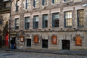 THE WITCHERY  RESTAURANT ON CASTLE HILL AT THE TOP OF THE ROYAL MILE, IN THE CITY CENTRE OF EDINBURGH.  PIC: GARRY MCHARG/SCOTTISH VIEWPOINT  Tel: +44 (0) 131 622 7174  Fax: +44 (0) 131 622 7175  E-Ma... Public, NMR edinburgh,eat,eatery,eating,accommodation,hotel,old town,sign,signage,scotland,scottish,food
