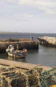 JOHN O GROATS CAITHNESS Creel fishing boat alongside quay in harbour  Pic: Doug Houghton / Scottish Viewpoint Tel: +44 (0) 131 622 7174 Fax: +44 (0) 131 622 7175 E-Mail: info@scottishviewpoint.com Web... Public caithness,john,o,groats,creel,fishing,boat,harbour,scotland,scottish,fish,community,harbor,port,haven,sea,coast,pier,jetty,quayside,side,seaport,crab,lobster,pots,seafood,food,fishery,industry,traditi