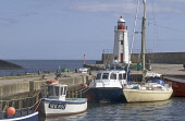 LYBSTER CAITHNESS Lighthouse tower boats at harbour quayside  Pic: Doug Houghton / Scottish Viewpoint Tel: +44 (0) 131 622 7174 Fax: +44 (0) 131 622 7175 E-Mail: info@scottishviewpoint.com Web: www.sc... Public caithness,lybster,harbour,lighthouse,tower,boats,scotland,scottish,light,house,beacon,maritime,quay,pier,jetty,harbor,port,haven,tourist,tourism,travel,holiday,vacation,community,coastal,fishery,marin