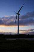 Wind Turbine ELECTRICITY ENERGY Vesa small wind turbine Northfield Burray Orkney at sunset  Pic: Doug Houghton / Scottish Viewpoint Tel: +44 (0) 131 622 7174 Fax: +44 (0) 131 622 7175 E-Mail: info@sco... Public energy,electricity,wind,turbine,windturbine,tower,windtowers,scotland,scottish,rotating,propeller,triple,blade,blades,vane,vanes,windtower,windfarm,windturbines,propellers,windmill,windpower,natural,p