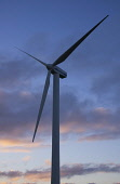 Windmill ELECTRICITY ENERGY Vesa small wind turbine Northfield Burray Orkney at sunset  Pic: Doug Houghton / Scottish Viewpoint Tel: +44 (0) 131 622 7174 Fax: +44 (0) 131 622 7175 E-Mail: info@scottis... Public energy,windtower,propellors,electric,generation,scotland,scottish,windturbine,turbine,rotating,propellor,triple,blades,vanes,towers,windtowers,windmill,wind,mill,alternative,tower,windpower,power,natu