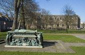 Kings college chapel OLD ABERDEEN ABERDEEN Bishop of elphinstone tomb university church grounds  Pic: Doug Houghton / Scottish Viewpoint Tel: +44 (0) 131 622 7174 Fax: +44 (0) 131 622 7175 E-Mail: inf... Public old,aberdeen,bishop,elphinstone,tomb,religion,scotland,scottish,school,future,further,education,educational,teaching,academic,architecture,architectural,learning,granite,buildings,religious,history,hi
