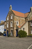 The Jerdan Gallery Marketgate house  CRAIL FIFE  Pic: Doug Houghton / Scottish Viewpoint Tel: +44 (0) 131 622 7174 Fax: +44 (0) 131 622 7175 E-Mail: info@scottishviewpoint.com Web: www.scottishviewpoi... Public fife,crail,scottish,traditional,building,house,fifeshire,shire,kingdom,east,neuk,coast,scotland,village,community,settlement,rural,home,residence,homestead,property,jerdan,gallery,marketgate,heritage,