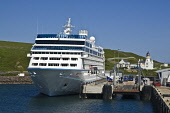 Passenger cruise liner Azamara Journey docked harbour and lighthouse  SCRABSTER CAITHNESS  Pic: Doug Houghton / Scottish Viewpoint Tel: +44 (0) 131 622 7174 Fax: +44 (0) 131 622 7175 E-Mail: info@scot... Public caithness,scrabster,cruise,liner,scotland,harbour,travel,tourism,holiday,vacation,break,holidays,vacations,breaks,tourist,trade,travelling,traveling,azamara,journey,docked,passenger,scottish,port,boat