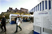 DETAILS OF THE VARIOUS STALLS AT THE TWICE MONTHLY FARMER'S MARKET, CASTLE TERRACE, EDINBURGH. PIC: P.DODDS /SCOTTISH VIEWPOINT Tel: +44 (0) 131 622 7174   Fax: +44 (0) 131 622 7175 E-Mail : info@scot... Public, NMR AGRICULTURE,SHOPPING,SHOPPERS,SHOPPER,SCOTLAND,RETAIL,PRODUCE,FARMING,EDINBURGH CASTLE