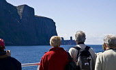 HOY ORKNEY Passengers onboard MV Hamnavoe looking at St Johns Head and Old Man of Hoy  Pic: Doug Houghton / Scottish Viewpoint Tel: 0044 (0) 131 622 7174 Fax: 0044 (0) 131 622 7175 E-Mail: info@scotti... Public, NMR orkney,hoy,northlink,mv,hamnavoe,passengers,people,isle,north,scotland,scottish,island,isles,orkneys,islands,northern,highlands,ferry,ferries,ferryboat,boat,ship,ferryboats,boats,shipping,travellers,t