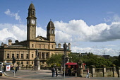 PAISLEY RENFREWSHIRE Paisley Town Hall  Pic: Doug Houghton / Scottish Viewpoint Tel: 0044 (0) 131 622 7174 Fax: 0044 (0) 131 622 7175 E-Mail: info@scottishviewpoint.com Web: www.scottishviewpoint.com... Public, NMR scottish,town,hall,paisley,scotland,renfrewshire,streets,crowd,towns,street,life,people,streetlife,crowds,public,civic,building,council,buildings,official,uk,halls,plaza,main,square,centre,center,area
