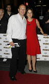 TV presenter and producer Kirsty Wark and partner at the Mobo Awards After Show Party held at the Corinthian nightclub in the city centre of Glasgow. 30th September 2009 Pic: Garry McHarg / Scottish V... Public, NMR entertainment,event,music,urban,black,origin
