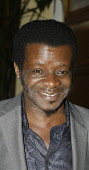 Comedian Stephen K. Amos at the Mobo Awards After Show Party held at the Corinthian nightclub in the city centre of Glasgow. 30th September 2009 Pic: Garry McHarg / Scottish Viewpoint Tel: +44 (0) 131... Public, NMR entertainment,event,music,urban,black,origin