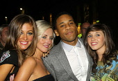 TV presenter and DJ, Reggie Yates at the Mobo Awards After Show Party held at the Corinthian nightclub in the city centre of Glasgow. 30th September 2009 Pic: Garry McHarg / Scottish Viewpoint Tel: +4... Public, NMR entertainment,event,music,urban,black,origin