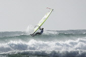 The Tiree Wave Classic basks in sunlight as the competition enters it's second day at Balephuil Bay on the south west corner of the island of Tiree, Inner Hebrides.  11.10.2009 Pic Iain McLean / Scott... Public Great Britain,Scotland,UK,United Kingdom,islands,landscape,sky,argyll,atmospheric,coast,event,sport,extreme,surf,water,waves,sunny,autumn