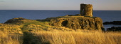 Ladies Tower near Elie, Fife. PICTURE CREDIT: Ian Paterson / Scottish Viewpoint TEL: +44 (0) 131 622 7174 FAX: +44 (0) 131 622 7175 E-MAIL: info@scottishviewpoint.com WEB: www.scottishviewpoint.com Th... Public, NMR summer,sunny,coast,coastal,ruin,water,firth of forth