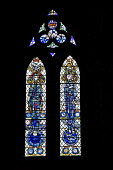 Stained Glass windows Glasgow Cathedral City of Glasgow Scotland  Picture Credit: D. G. Farquhar / Scottish Viewpoint Tel: +44 (0) 131 622 7174 Fax: +44 (0) 131 622 7175 E-Mail: info@scottishviewpoint... Public Cathedrals,Church,Churches,City of Glasgow,Place of Worship,Places of Worship,Religion,Religious,Scotland,Stain Glass,Worship,Glasgow,Glasgow Cathedral,Stained Glass,Art,Cathedral