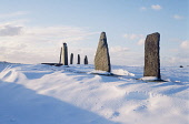 RING OF BRODGAR ORKNEY Neolithic standing stones in white winter snow weather  Picture Credit: Doug Houghton / Scottish Viewpoint Tel: +44 (0) 131 622 7174   Fax: +44 (0) 131 622 7175 E-Mail : info@sc... Public orkney,brodgar,ring,neolithic,standing,stones,snow,scotland,scottish,stone,megalith,megaliths,menhirs,menhir,monolithic,monolith,henge,bronze,age,ancient,old,antiquity,antiquities,era,period,primitive