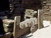 SKARA BRAE ORKNEY Neolithic village prehistoric house room box bed  Picture Credit: Doug Houghton / Scottish Viewpoint Tel: +44 (0) 131 622 7174   Fax: +44 (0) 131 622 7175 E-Mail : info@scottishviewp... Public orkney,skara,brae,neolithic,box,bed,house,room,scotland,scottish,megalithic,bronze,age,small,community,settlement,masonry,stonework,stone,work,drystone,dry,building,homestead,traditional,buildings,inh
