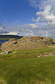 Gurness EVIE ORKNEY Iron age broch defensive fortifications ruined settlement  Picture Credit: Doug Houghton / Scottish Viewpoint Tel: +44 (0) 131 622 7174   Fax: +44 (0) 131 622 7175 E-Mail : info@sc... Public orkney,evie,gurness,scotland,broch,drystone,tower,isle,north,scottish,island,isles,orkneys,islands,dry,stone,turret,iron,age,heritage,traditional,culture,cultural,historical,history,historic,old,prehi