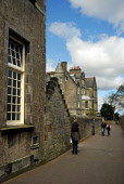 Butts Wynd, University of St Andrews, St Andrews, Fife. Picture Credit: Chris Robson / Scottish Viewpoint Tel: +44 (0) 131 622 7174   Fax: +44 (0) 131 622 7175 E-Mail : info@scottishviewpoint.com This... Public, NMR summer,sunny,education,students,people,buildings,learning,higher,tertiary,2009