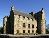 The St Mungo Museum of Religious Life and Art in Glasgow - the building stands on the site of the medieval Bishop's Castle, east of the city centre.  Picture Credit: Peter Chisholm / Scottish Viewpoin... Public st mungo,museum,glasgow,strathclyde,scotland,scottish,europe,religion,religious,medieval,architecture,bishops castle,summer,sunny