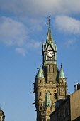 Dunfermline Town hall clock tower Dunfermline Abbey DUNFERMLINE FIFE  Picture Credit: D. Houghton / Scottish Viewpoint Tel: +44 (0) 131 622 7174   Fax: +44 (0) 131 622 7175 E-Mail : info@scottishviewp... Public scottish,clocktower,town,hall,scotland,dunfermline,clock,tower,abbey,fife,bell,belfry,building,towers,clocktowers,clocks,belfries,buildings,public,civic,townhall,towns,halls,council,official,townhalls