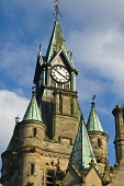 Dunfermline Town hall clock tower Dunfermline Abbey DUNFERMLINE FIFE  Picture Credit: D. Houghton / Scottish Viewpoint Tel: +44 (0) 131 622 7174   Fax: +44 (0) 131 622 7175 E-Mail : info@scottishviewp... Public dunfermline,town,hall,clock,tower,building,belfry,fife,clocktower,bell,towers,clocktowers,clocks,belfries,buildings,public,civic,townhall,towns,halls,council,official,townhalls,uk,historical,history,o