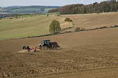 Tractor raking ploughed field farm valley  FARMING FIFE  Picture Credit: D. Houghton / Scottish Viewpoint Tel: +44 (0) 131 622 7174   Fax: +44 (0) 131 622 7175 E-Mail : info@scottishviewpoint.com This... Public scottish,tractor,field,farming,scotland,ploughing,raking,ploughed,farm,valley,fife,plough,plow,ploughs,plows,tractors,machines,vehicles,machine,farms,vehicle,uk,fieldworker,farmer,agricultural,fields,