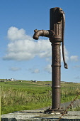 Water well pump manual hand water pump  BIRSAY ORKNEY  Picture Credit: D. Houghton / Scottish Viewpoint Tel: +44 (0) 131 622 7174   Fax: +44 (0) 131 622 7175 E-Mail : info@scottishviewpoint.com This p... Public metal,manual,hand,water,pump,well,uk,pumps,birsay,orkney,wellhead,supply,wellspring,spring,handle,driven,west,mainland,islands,isles,island,scottish,isle,orkneys,northern,british,gb,great,britain,unit