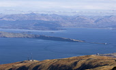 Loch Linhhe, the southern tip of the island of Lismore, and the mainland hills from the east ridge of Mainnir nam Fiadh, Isle of Mull.  The Torosay transmitter mast and Duart Castle are below.  Pictur... Public Scotland,Scottish,Highlands,Mull,Munros,Corbetts,mountains,peaks,hills,loch,sea,coast,mast,transmitter,castle,mountaineering,walking,climbing,trekking,backpacking,outdoor,activities,tourist,destinatio