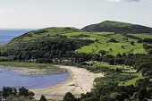 Sandyhills Beach, Colvend, Dumfries and Galloway. Picture Credit: Allan Wright / Scottish Viewpoint Tel: +44 (0) 131 622 7174   Fax: +44 (0) 131 622 7175 E-Mail : info@scottishviewpoint.com This photo... Public bay,beach,beautiful,blue,bright,bushes,camping,camping caravan,caravan,caravan park,cars,coast,dry,dumfries and galloway,dune,dune grass,field,Galloway,golf course,grass,holiday,houses,kirkcudbrightsh