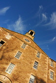 New Lanark World Heritage Site, South Lanarkshire. Picture Credit: Chris Robson / Scottish Viewpoint Tel: +44 (0) 131 622 7174   Fax: +44 (0) 131 622 7175 E-Mail : info@scottishviewpoint.com This phot... Public 18th century,visitor centre,sunny,restored,industry,industrialisation,heritage,clyde valley,building,autumnal,autumn,attraction,architecture