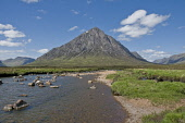 River Coupal and Buachaille Etive Mor, Glen Coe, Highland. Picture Credit: D.G.Farquhar / Scottish Viewpoint Tel: +44 (0) 131 622 7174   Fax: +44 (0) 131 622 7175 E-Mail : info@scottishviewpoint.com T... Public Buachaille Etive Mhor,Buchaille Etive Mhor,Glencoe,Highlands,Mountain,River,River Coupal,Scotland,White corries,mor,mountains,sunny,summer