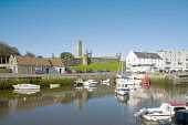 Boats in the harbour, St Andrews, FIfe with St Andrews Cathedral behind. Picture Credit: D.G.Farquhar / Scottish Viewpoint Tel: +44 (0) 131 622 7174   Fax: +44 (0) 131 622 7175 E-Mail : info@scottishv... Public Ports,Religion,Harbour,Scotland,Transportation,UK,Water Transport,Worship,Cathedral,Church,Fife,St. Andrews Cathedral,Yachts,East Neuk,Boat,Boats,Britain,British,Transport,EU,Europe,Harbor,Harbors,Har