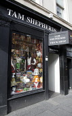 Tam Shepherd's Trick Shop, 33 Queen Street, Glasgow. The shop is an iconic Glasgow shop which has remained in the same location for over 100 years. Pic: Iain McLean / Scottish Viewpoint  Tel: +44 (0)... Public shopping,retail,joke,iconic shop,fancy dress