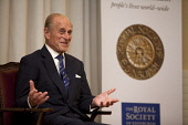 HRH The Duke of Edinburgh at The Royal Society of Edinburgh - Scotland's National Academy of Science and Letters. The Duke was to present the Royal Medals awarded annually to individuals who have achi... Public interior,event,royal,ceremony,royalty