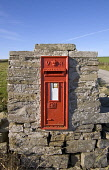 SANDAY ORKNEY Victorian rural letter box in old wall end of farm lane Picture Credit: Doug Houghton / Scottish Viewpoint Tel: +44 (0) 131 622 7174   Fax: +44 (0) 131 622 7175 E-Mail : info@scottishvie... Public postal,service,victorian,rural,letter,box,old,wall,scotland,scottish,tradition,communications,traditional,country,countryside,isolation,isolated,community,communities,place,far,afar,dispatch,outdoors,