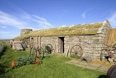 Farm Museum CORRIGALL ORKNEY Farmhouse buildings farm kiln farming implements Picture Credit: Doug Houghton / Scottish Viewpoint Tel: +44 (0) 131 622 7174   Fax: +44 (0) 131 622 7175 E-Mail : info@sco... Public orkney,corrigall,farm,museum,scotland,scottish,outhouse,out,house,tradition,tourism,sight,site,tourist,attraction,outside,outdoors,tools,traditional,rural,farming,agricultural,agriculture,agronomy,cul
