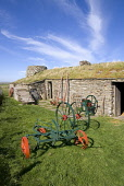 Farm Museum CORRIGALL ORKNEY Farming house buildings North Ronaldsay sheep eating turf roof grass Picture Credit: Doug Houghton / Scottish Viewpoint Tel: +44 (0) 131 622 7174   Fax: +44 (0) 131 622 71... Public orkney,corrigall,farm,museum,scotland,scottish,outhouse,out,house,tradition,tourism,sight,site,tourist,attraction,outside,outdoors,tools,traditional,rural,farming,agricultural,agriculture,agronomy,cul