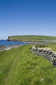 Marwick bay BIRSAY ORKNEY Coastal path stone wall Kitchener Memorial Marwick Head Picture Credit: Doug Houghton / Scottish Viewpoint Tel: +44 (0) 131 622 7174   Fax: +44 (0) 131 622 7175 E-Mail : info... Public orkney,birsay,marwick,bay,scotland,scottish,minister,1st,first,world,politician,hms,hampshire,ww1,war,one,great,politic,policitical,governement,govern,commemorate,commemorating,commemoration,walking,w