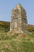 Clearance village settlement monument  BADBEA CAITHNESS, Highlands of Scotland. Picture Credit: Doug Houghton / Scottish Viewpoint Tel: +44 (0) 131 622 7174   Fax: +44 (0) 131 622 7175 E-Mail : info@s... Public scotland,caithness,clearance,memorial,monument,scottish,homeless,clearances,clearing,destitute,depopulation,landmark,commemorate,commemorating,commemoration,remember,remembrance,tribute,small,communit