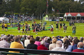 Braemar Highland Gathering, Aberdeenshire. Picture Credit : D Barnes / Scottish Viewpoint Tel: +44 (0) 131 622 7174   E-Mail : info@scottishviewpoint.com This photograph cannot be used without prior p... Public 2010,summer,sunny,september,games,competition,spectators,tradition,tourist,attraction,tourism,visitors,royal,deeside,event