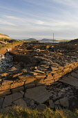 The archaeological dig at Ness of Brodgar, Mainland, Orkney. Picture Credit : Mark Ferguson / Scottish Viewpoint   Tel: +44 (0) 131 622 7174  E-Mail : info@scottishviewpoint.com  This photograph canno... Public 2012,summer,isle,isles,island,age,ancient,archaeology,excavation,expose,heritage,history,neolithic,prehistoric,research,ruins,settlement,stone,uncover,wall,visitor,tourist,attraction