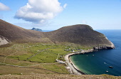 Village Bay from the top of Ruaival, Hirta, the main island of the St. Kilda archipelago, Outer Hebrides. Picture Credit : Richard Burdon / Scottish Viewpoint   Tel: +44 (0) 131 622 7174  E-Mail : inf... Public 2010,summer,sunny,remote,national,trust,nts,western,isles,abandoned,evacuated,evacuation,ruin,ruins,main,street,wild,world,heritage,site,UNESCO