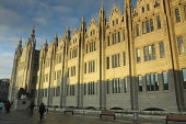 Marischal College, Aberdeen. Picture Credit: Keith Fergus / Scottish Viewpoint Tel: +44 (0) 131 622 7174   E-Mail : info@scottishviewpoint.com This photograph cannot be used without prior permission f... Public 2011,autumn,sunny,architecture,building,heritage,council,city