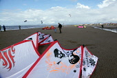 The 2011 Scottish Windfest at Barassie Beach, Troon, Scotland. Picture Credit : Iain McLean / Scottish Viewpoint Tel: +44 (0) 131 622 7174   E-Mail : info@scottishviewpoint.com This photograph cannot... Public, NMR 2011,summer,water,sport,kite,surfing,windsurfing,event,firth,clyde,sand,sandy