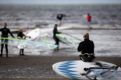 The 2011 Scottish Windfest at Barassie Beach, Troon, Scotland. Picture Credit : Iain McLean / Scottish Viewpoint Tel: +44 (0) 131 622 7174   E-Mail : info@scottishviewpoint.com This photograph cannot... Public 2011,summer,water,sport,kite,surfing,windsurfing,event,firth,clyde,sand,sandy